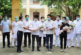 Ninh Bình có thêm 3 bệnh nhân COVID-19 được công bố khỏi bệnh