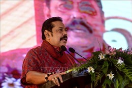 Điện mừng Thủ tướng Sri Lanka