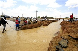 Trên 90 người thiệt mạng do lũ lụt tại Pakistan, Sudan, Hy Lạp