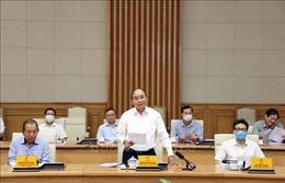 Thủ tướng chủ trì cuộc làm việc với Ban Thường vụ Thành ủy TP Hồ Chí Minh