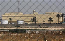 Mỹ cảnh báo đóng cửa đại sứ quán tại Iraq vì lý do an ninh