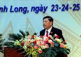Xây dựng tỉnh Vĩnh Long phát triển nhanh và bền vững