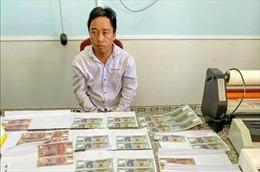 Triệt phá điểm sản xuất tiền giả ở huyện Phong Điền, Cần Thơ