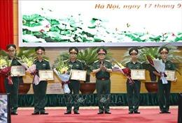 Vinh danh 134 tập thể, cá nhân dân vận khéo trong Quân đội