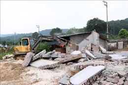 Kiên quyết xử lý vi phạm xây dựng công trình trên đất nông nghiệp
