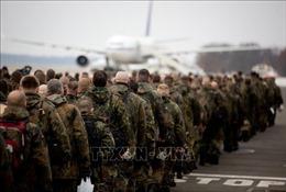 Đức cân nhắc cắt giảm quân số đồn trú tại Iraq
