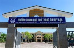 Sau phúc khảo, thí sinh tăng 22,5 điểm thi tốt nghiệp THPT 2020