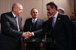 Hy Lạp bác thông tin đàm phán với Thổ Nhĩ Kỳ về căng thẳng ở Địa Trung Hải