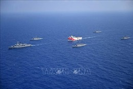 Thổ Nhĩ Kỳ và Hy Lạp hoãn đàm phán tại NATO