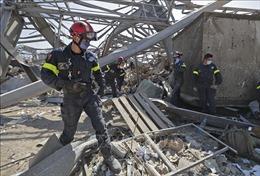 Quân đội Liban xử lý hơn 4 tấn vật liệu nổ gần cảng Beirut