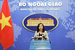 Việt Nam đề nghị Malaysia sớm thu xếp cho thăm lãnh sự các ngư dân bị bắt giữ