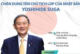 Chân dung tân Chủ tịch LDP của Nhật Bản Yoshihide Suga