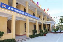 Ninh Bình: Chuyển Trường Tiểu học Kim Đồng để đảm bảo an toàn cho thầy và trò