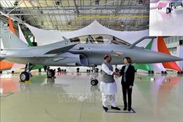 Pháp, Ấn Độ tăng cường quan hệ quốc phòng