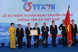 Dấu ấn TTXVN trong lòng bạn bè quốc tế