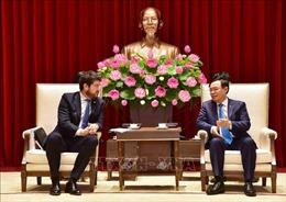Hà Nội đẩy mạnh hợp tác với UNESCO