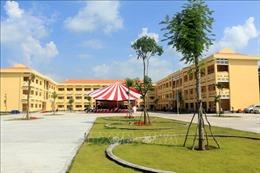 Khánh thành Trường Trung học Cơ sở và Trung học Phổ thông Phan Văn Đáng (Vĩnh Long)