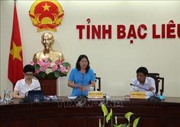 Kiểm tra công tác phòng, chống AIDS và ma túy, mại dâm tại Bạc Liêu