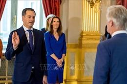 Quốc hội Bỉ ủng hộ Chính phủ liên minh mới