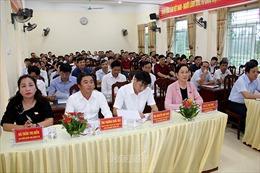 Đoàn đại biểu Quốc hội tỉnh Hà Nam tiếp thu, làm rõ các ý kiến, kiến nghị của cử tri