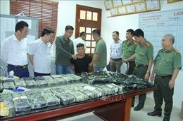 Công an Lào Cai bắt giữ 250.000 viên ma túy tổng hợp