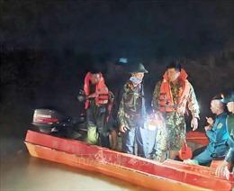 Một người bị lũ cuốn mất tích ở Đắk Lắk