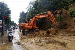 Mưa lũ gây nhiều thiệt hại tại Lào Cai, thêm một người bị lũ cuốn trôi