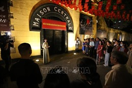 Ra mắt chương trình tham quan Đêm thiêng liêng 2 tại di tích Nhà tù Hỏa Lò