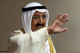 Điện chia buồn Quốc vương Nhà nước Kuwait từ trần