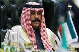 Điện mừng Quốc vương Nhà nước Kuwait đăng quang