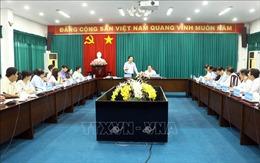 Ủy ban Dân tộc làm việc với tỉnh Sóc Trăng
