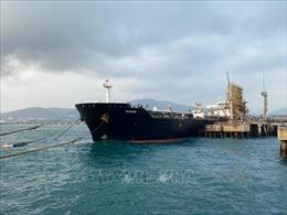 Tàu chở nhiên liệu của Iran tới Venezuela