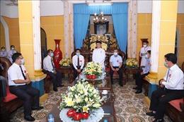 Tòa thánh Cao đài Tây Ninh tổ chức Đại lễ Hội yến Diêu Trì Cung năm 2020