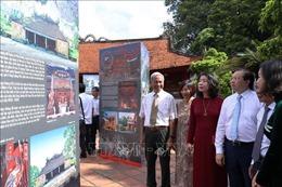 Triển lãm 'Hà Nội - Huế - Sài Gòn: Truyền thống và phát triển'