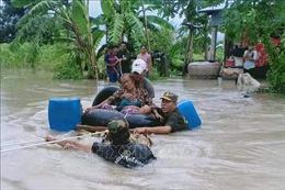 Thêm nhiều nạn nhân thiệt mạng vì lũ lụt tại Campuchia