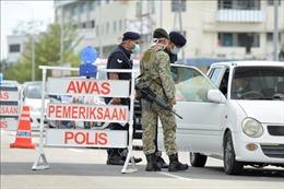 Malaysia điều động quân đội tham gia chống dịch COVID-19