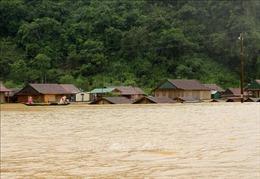 Quảng Bình triển khai phương án '4 tại chỗ', giảm thiểu thiệt hại do mưa lũ