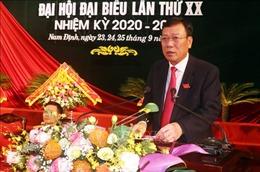 3 khâu đột phá phát triển kinh tế - xã hội đưa Nam Định trở thành tỉnh phát triển khá của cả nước