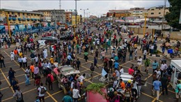 AU kêu gọi giảm căng thẳng tại Nigeria