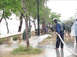 Trung tâm Điều phối ASEAN về hỗ trợ nhân đạo trong quản lý thiên tai giúp đỡ Thừa Thiên - Huế và Quảng Trị