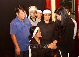 Thăm hỏi, hỗ trợ gia đình liệt sĩ, Thiếu tướng Nguyễn Hữu Hùng