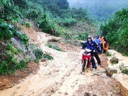 Nguy cơ cao xảy ra lũ đặc biệt lớn trên các sông tại Hà Tĩnh, Quảng Bình