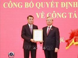 Đồng chí Lê Minh Hưng được điều động giữ chức Chánh Văn phòng Trung ương Đảng