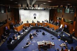 Thượng viện Mỹ ấn định ngày bỏ phiếu thông qua đề cử Thẩm phán Tòa án Tối cao