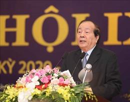 Lễ kỷ niệm 100 năm Ngày sinh Nhà thơ Tố Hữu