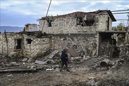 Xung đột tại Nagorny-Karabakh: Lãnh đạo Nga - Thổ Nhĩ Kỳ lần đầu điện đàm