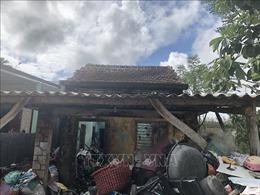 Nỗ lực ổn định cuộc sống cho các hộ dân người Ca dong sau sạt lở