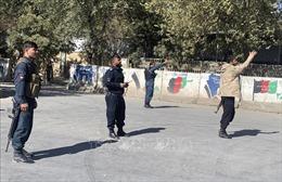 Afghanistan: Phiến quân tấn công đại học Kabul làm ít nhất 8 người bị thương
