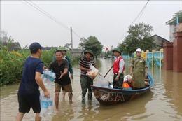 Lãnh đạo Ai Cập, CHLB Đức gửi thư, điện thăm hỏi về lũ lụt tại các tỉnh miền Trung