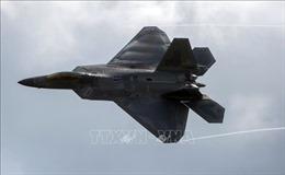 Mỹ đồng ý bán máy bay chiến đấu F-22 cho Israel